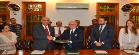 PU signs MoU with Rome centre