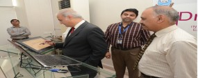 PU VC inaugurates online admission system at Pharmacy College