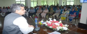 Libraries source of ideas' generation: PU VC