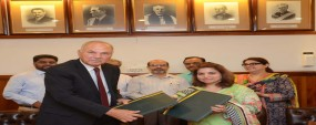 PU, MILLS sign MoU for skills development