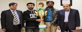 PU students win all Pakistan debate competition
